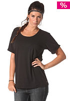 RVCA Womens Were Safe Top black