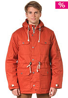 RVCA Wright Jacket rooibos tea