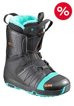 SALOMON Faction 2012 black/mint/black