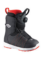 SALOMON Kids Launch Boa Boot black/white/racing red