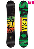 SALOMON Pulse Snowboard 2013 162 cm wide multicolor