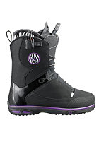 SALOMON Womens Kiana Boot black/grape juice/black