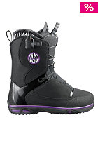 Womens Kiana Boot black/grape juice/black