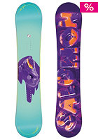 SALOMON Womens Oh Yeah 143cm Snowboard multicolor