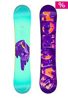 SALOMON Womens Oh Yeah 151cm Snowboard multicolor