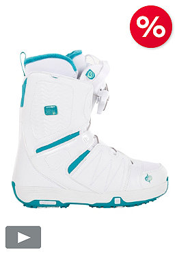 SALOMON Womens Pearl 2012 white/bay blue/white