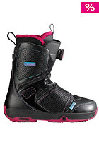 SALOMON Womens Pearl Boa 2013 black/light rub/black