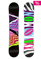 SALOMON Womens Spark 143cm Snowboard multicolor