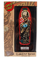 SANTA CRUZ Atomic Man Kendall LTD Tech Deck Handboard