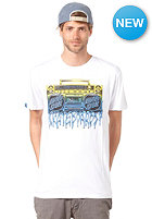 SANTA CRUZ Boom Box S/S T-Shirt white