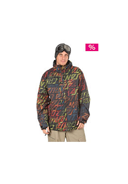 SANTA CRUZ Bridge Jacket tetra black