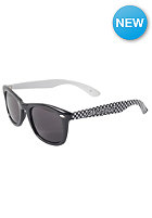 SANTA CRUZ Check Stripe Sunglasses black/white check