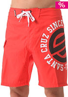 SANTA CRUZ Circulate Boardshort red