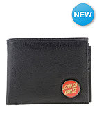 SANTA CRUZ Classic Badge Wallet black
