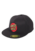 SANTA CRUZ Classic Dot Cap black