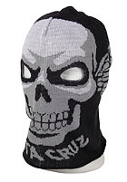 SANTA CRUZ Death Rider Beanie black