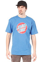 SANTA CRUZ Dot S/S T-Shirt deep blue