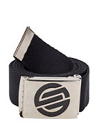 SANTA CRUZ Enamel Knot Belt black