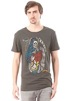 SANTA CRUZ Good vs Evil S/S T-Shirt vintage black