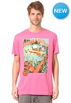 SANTA CRUZ Hello Steve S/S T-Shirt pink