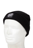 SANTA CRUZ Keyside Beanie heather black