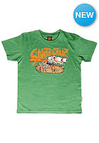 SANTA CRUZ Kids Bone Slasher S/S T-Shirt mint green