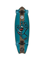 SANTA CRUZ Land Shark Stained Hand 9.70 one colour