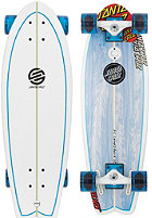 SANTA CRUZ Landshark Complete Longboard 