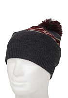 SANTA CRUZ Larsen Beanie dark heather