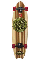 SANTA CRUZ Longboard Bamboo Inlayed Shark 9.7 natural