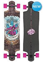 SANTA CRUZ Longboard Death Pool Drop Thru 10.0 one color