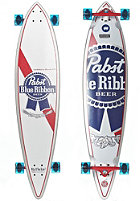 SANTA CRUZ Longboard Pabst Blue Ribbon Pintail 9.90