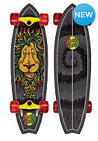 SANTA CRUZ Longboard Rasta Lion Shark 10.0 one color