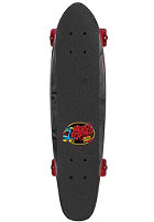 SANTA CRUZ Longboard Sidewalk Screamer 6.5 black