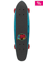 SANTA CRUZ Longboard Sidewalk Screamer 6.5 blue