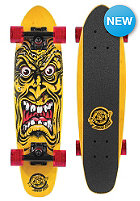 SANTA CRUZ Longboard Sidewalk Screaming Rob Face 6.4 one color