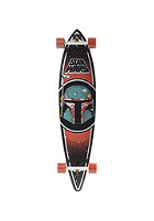 SANTA CRUZ Longboard Star Wars Boba Fett Pintail 9.90 one colour