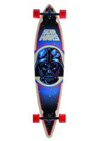 SANTA CRUZ Longboard Star Wars Darth Vader 9.9 one color