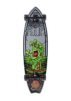 SANTA CRUZ Longboard The Walking Hand 10.00 one colour