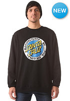 SANTA CRUZ MF Original Crew Sweat black