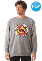 SANTA CRUZ MF Original Crew Sweat dark heather