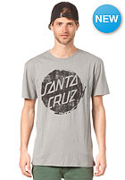 SANTA CRUZ Oil Dot S/S T-Shirt vintage grey