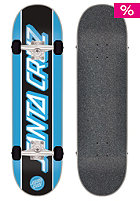 SANTA CRUZ Opus Stripe Complete Deck 7.80 blue/white