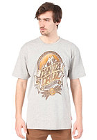 SANTA CRUZ Pilsner Cruz S/S T-Shirt heather grey