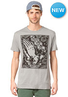 SANTA CRUZ Praying Hands S/S T-Shirt vintage grey