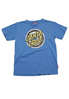 SANTA CRUZ Rob Dot S/S T-Shirt deep blue