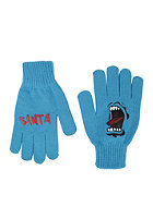 SANTA CRUZ Screaming Gloves blue
