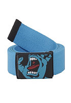 SANTA CRUZ Screaming Hand Belt blue