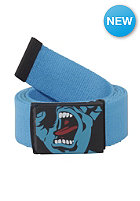SANTA CRUZ Screaming Hand Clamp Belt blue