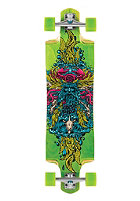 SANTA CRUZ Sea God Green 9.90 one colour